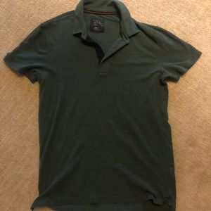 Bundle of 2 men's Abercrombie & Fitch polos